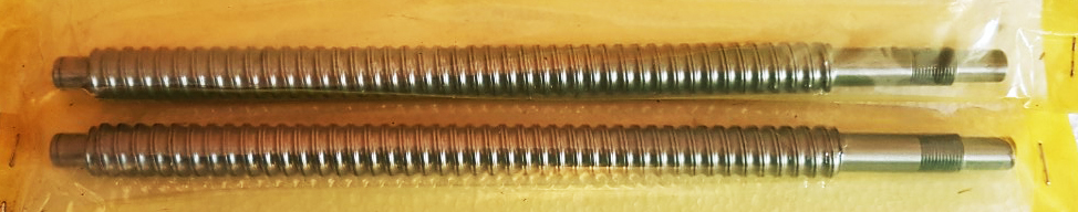 ball screw machined