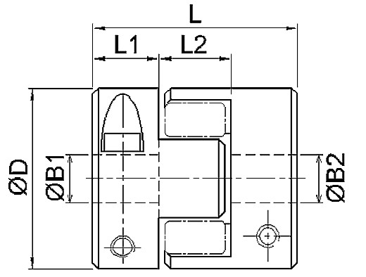 hb couplings2 dimensions