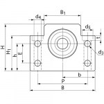 Block-Bearing-Units-BF-drawing