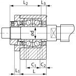Block-Bearing-Units-BK-drawing1